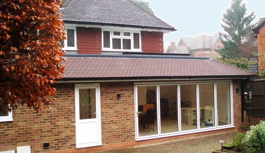 Extension to 1950's house – Sevenoaks