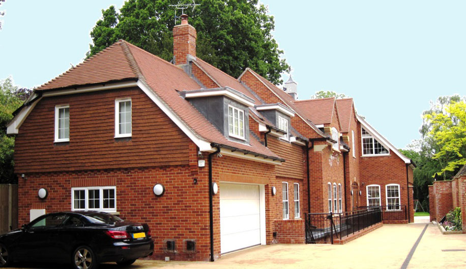 New dwelling in Chislehurst
